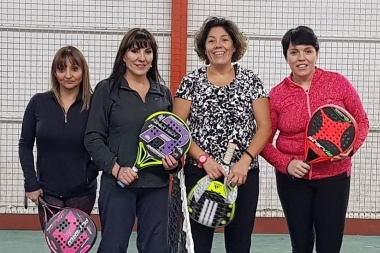 Padel: Cuarto torneo del año en 2do Set