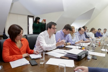 Con modificaciones, la emergencia comercial obtuvo dictamen favorable en la Legislatura