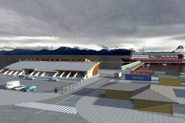 Puerto Williams proyecta construir un muelle de cruceros