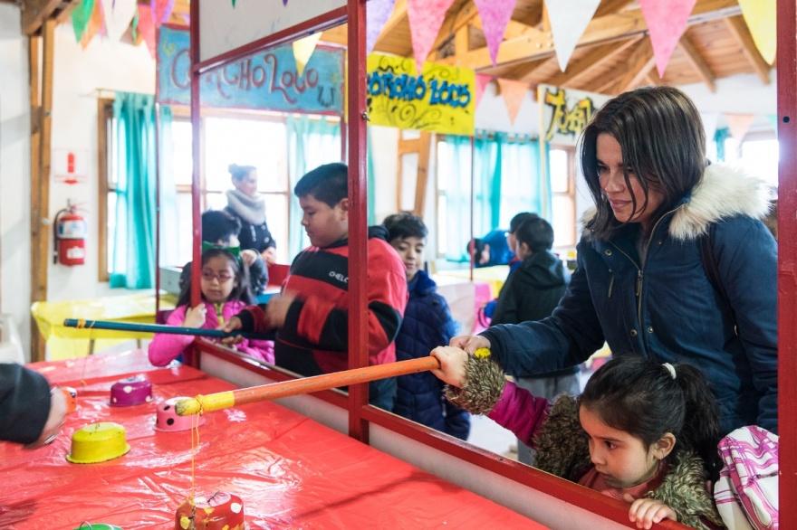Mes Del Nino Mas De 400 Chicos Disfrutan De La Kermes En Barrios Y